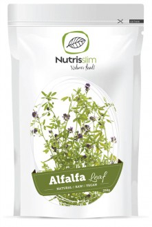 KOMPLETNÍ SORTIMENT - Alfalfa Leaf Powder (Tolice vojtěška ) 250g