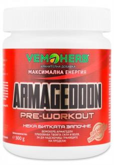 SPORTOVNÍ VÝŽIVA - Armageddon 300g borůvka