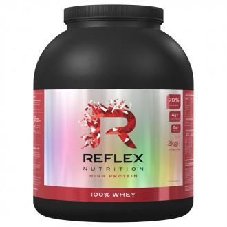 KOMPLETNÍ SORTIMENT - 100% Reflex Whey Protein 2kg