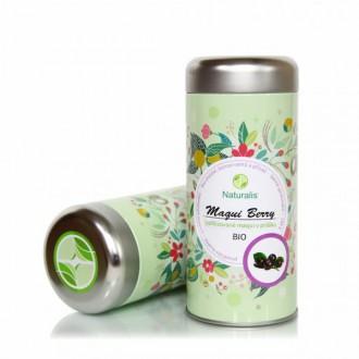 PŘÍRODNÍ DOPLŇKY NA: - Maqui Berry Naturalis - 100g