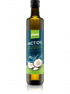 PŘÍRODNÍ DOPLŇKY NA: - CARINO HEALTHCARE MCT olej 500 ML ( 100% KOKOSOVÉHO OLEJE)