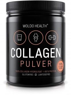 KOMPLETNÍ SORTIMENT - Woldohealth 100% Hovězí Kolagen 500 g