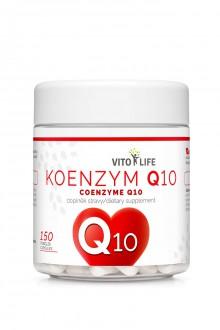 KOMPLETNÍ SORTIMENT - VITO LIFE - Koenzym Q10 150 tobolek