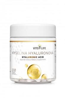 KOMPLETNÍ SORTIMENT - VITO LIFE - Kyselina hyaluronová 150 tobolek