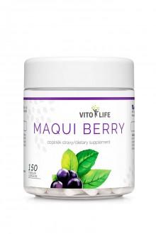 KOMPLETNÍ SORTIMENT - VITO LIFE - Maqui berry 150 tobolek