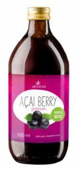 DOPLŇKY STRAVY NA: - Allnature Acai Berry Pyré 500ml