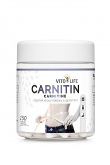 KOMPLETNÍ SORTIMENT - VITO LIFE - Carnitin 150 tobolek
