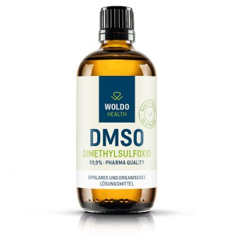 KOMPLETNÍ SORTIMENT - WoldoHealth DMSO dimethylsulfoxid 99,9%