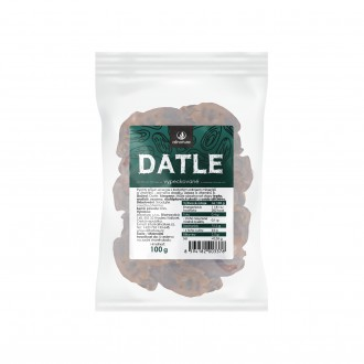 KOMPLETNÍ SORTIMENT - Allnature Datle vypeckované 100 g