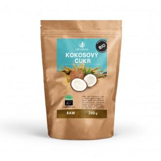 ZDRAVÁ VÝŽIVA - Allnature Kokosový cukr BIO 250 g