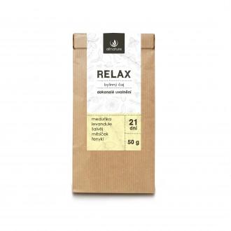 KOMPLETNÍ SORTIMENT - Allnature Relax Bylinný čaj 50 g