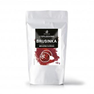 KOMPLETNÍ SORTIMENT - Allnature Brusinky sušené mrazem 10 g