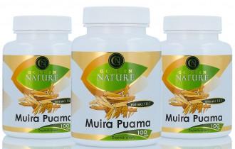 AKČNÍ BALÍČKY 2+1 - 2+1 Golden Nature Muira Puama 300 cps.