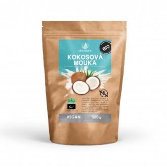 KOMPLETNÍ SORTIMENT - Allnature Kokosová mouka BIO 500 g