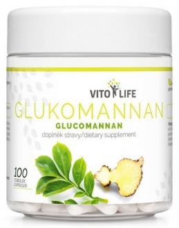 KOMPLETNÍ SORTIMENT - VITO LIFE - Glukomannan, 60 tobolek