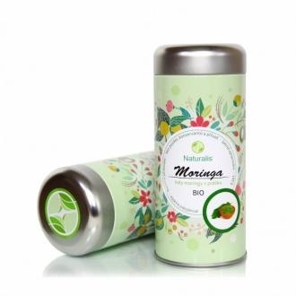 DOPLŇKY STRAVY NA: - Moringa Naturalis BIO - 100G