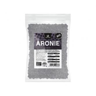 KOMPLETNÍ SORTIMENT - Allnature Aronie černý jeřáb BIO 100 g