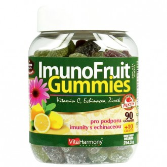 KOMPLETNÍ SORTIMENT - ImunoFruit Gummies, 90+10 gummies