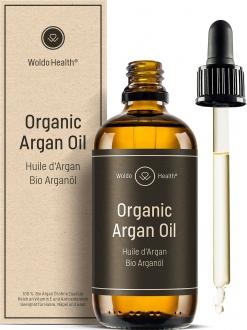 KOMPLETNÍ SORTIMENT - Woldohealth BIO Arganový olej z Maroka 100 ml