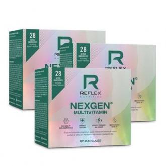 DOPLŇKY STRAVY NA: - Nexgen 60 kapslí 2 + 1 ZDARMA