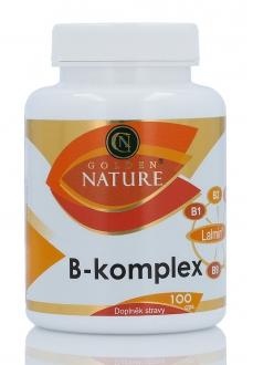 KOMPLETNÍ SORTIMENT - Golden Nature B-komplex Lalmin® 100 cps.