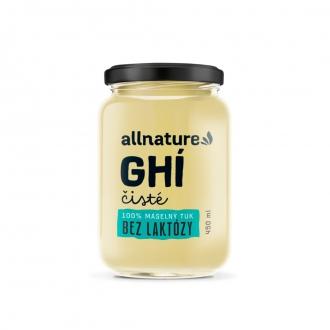 ZDRAVÁ VÝŽIVA - Allnature Ghí 450 ml