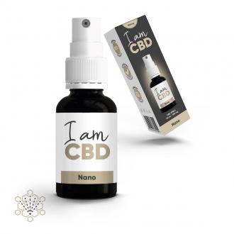 KOMPLETNÍ SORTIMENT - Iam CBD Nano CBD sprej 30 ml