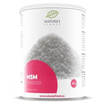 KOMPLETNÍ SORTIMENT - Nutrisslim MSM Powder 250g