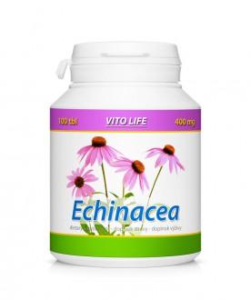 PRO POSÍLENÍ IMUNITY - VITO LIFE - Echinacea 100 tbl