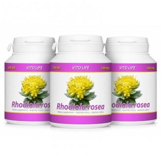 AKČNÍ BALÍČKY 2+1 - 2+1 Rhodiola Rosea 300 tbl