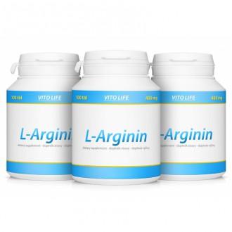 AKČNÍ BALÍČKY 2+1 - 2+1 L-Arginin 300 tbl