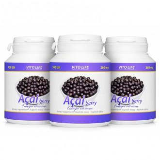AKČNÍ BALÍČKY 2+1 - 2+1 Acai berry 300 tbl