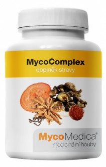 KOMPLETNÍ SORTIMENT - Mycomedica MycoComplex 90 cps.