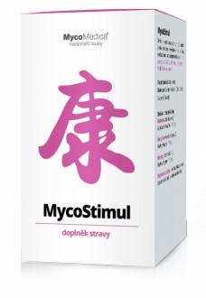 KOMPLETNÍ SORTIMENT - MycoMedica MycoStimul 180 tbl.