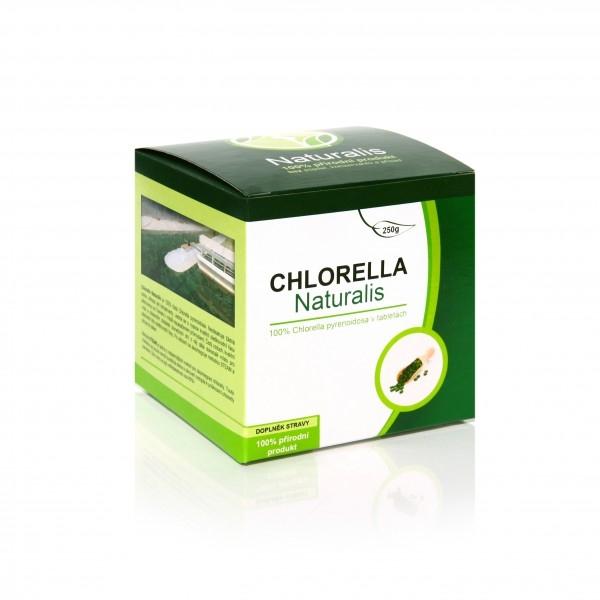 Chlorella Naturalis - 250g + doprava zdarma