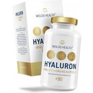 WoldoHealth Kyselina hyaluronová s kolagenem 90 cps.
