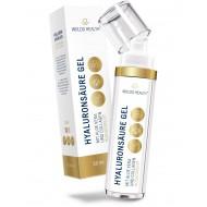 WoldoHealth Kyselina hyaluronová s kolagenem a aloe vera gel 50 ml