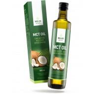 Woldohealth MCT olej 500 ML ( 100% KOKOSOVÉHO OLEJE)