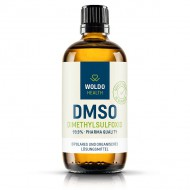 WoldoHealth DMSO dimethylsulfoxid 99,9% 100 ml