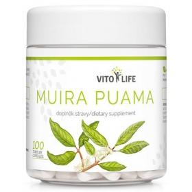 VITO LIFE - Muira puama 100 cps
