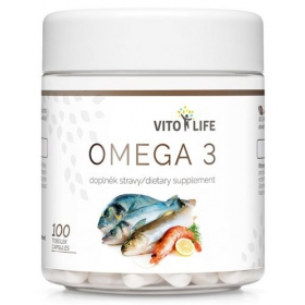 VITO LIFE - Omega 3 100 cps