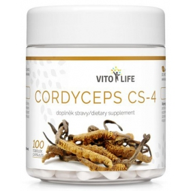 VITO LIFE -Cordyceps CS-4 100 tob.