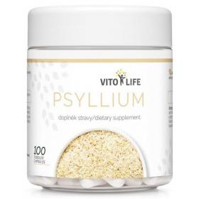 VITO LIFE - Psyllium 100 cps