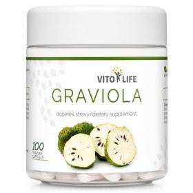 VITO LIFE - Graviola 100 cps