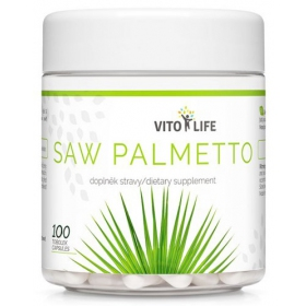 VITO LIFE - Saw palmetto 100 cps