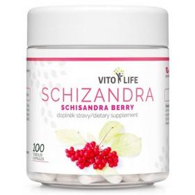 VITO LIFE - Schizandra čínská 100 cps