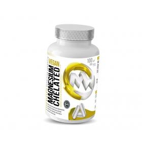 MaxxWin Magnesium chelate vegan 100 cps.