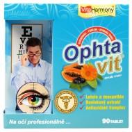 Ophtavit® MAX - 90 tbl., s Luteinem pro zdravý zrak po celý život - Akce