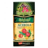 Acerola 500 mg & Vitamin C 250 mg - 90 tbl.