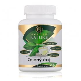 Golden Nature Zelený čaj 100 cps.